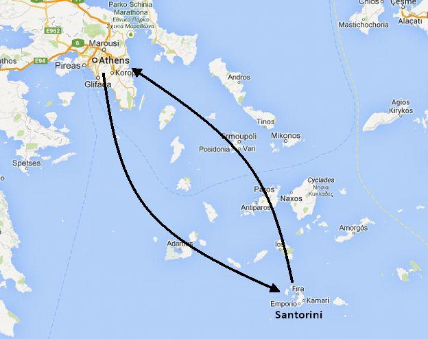 Santorini honeymoon package honeymoon in santorini greece for Honeymoon packages santorini greece