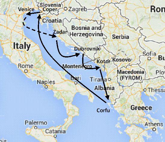 Mediterranean Vacations Mediterranean Cruise Combining