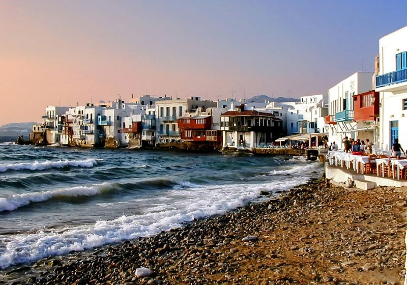 Athens and Mykonos Discount Vacation