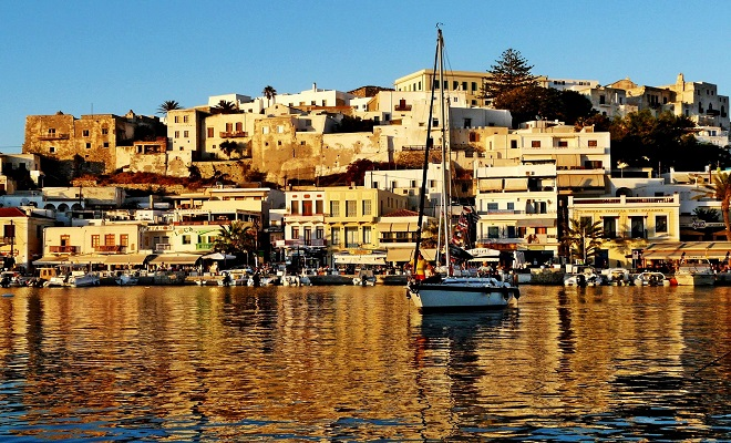 Naxos Island, the queen of the Cycladic Archipelago