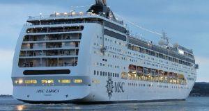 Mediterranean Cruise 8 day cruise on board the MSC Lirica