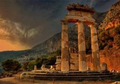 3-Day Delphi & Meteora