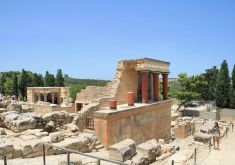 Heraklion City & Knossos Palace Half Day Private Tour