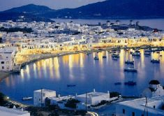 Mykonos Honeymoon for the Senses