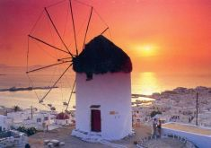 Greek Island Honeymoon Paradise