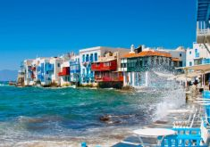 Aegean Rhapsody, 8 nights Greece vacation package