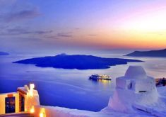 Santorini Island Tour and Akrotiri Excavations