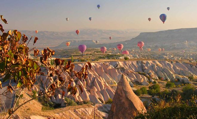 Cappadocia City Break Turkey Vacations