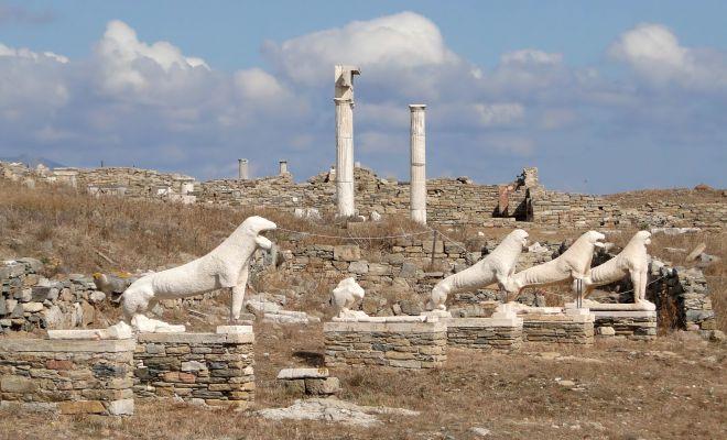 Mykonos tours and excursions, Mykonos guided tours, Delos ...
