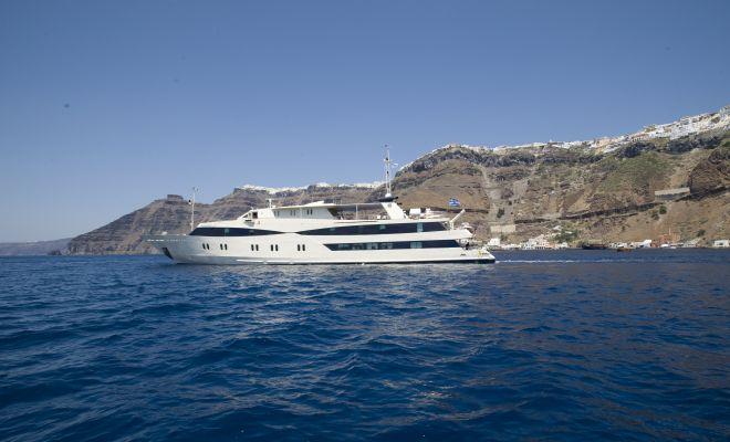 Greece Small Ship Cruises 2017 Classical Greece Yacht