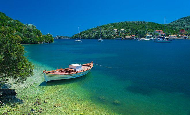 Greek Island Hopping How To