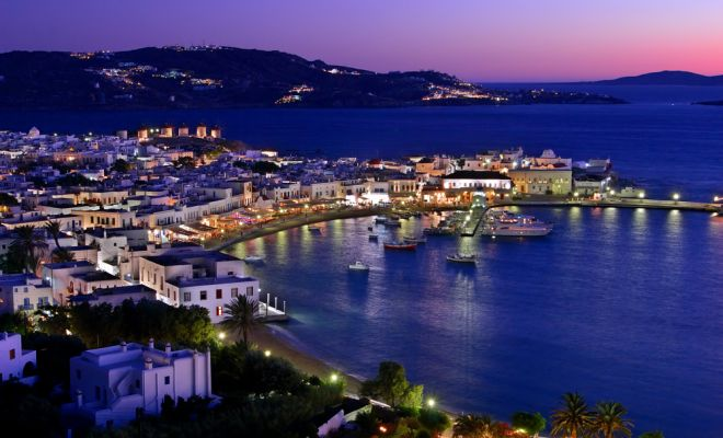 Best Island Beaches For Partying Mykonos St Barts: 7 Day Greek Island Hopping Package, Mykonos And Santorini