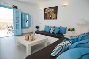 anema residence santorini, 1,2 or 3 bedroom villas with private pool