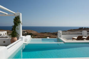 anema residence santorini, 1, 2 or 3 bedroom villas with private pool